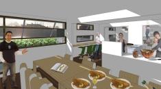 3d interieur keuken