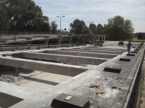 Vides in bestaande betonvloer
