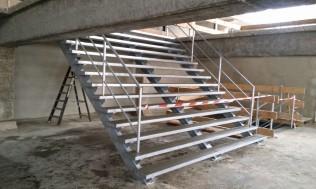 Nieuwe trappen